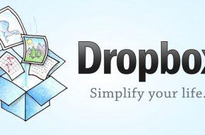Cambiare Password su Dropbox