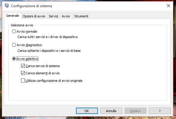 Velocizzare l'avvio di Windows - 1
