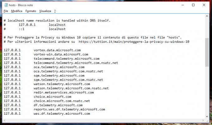 File hosts