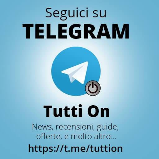 Segui TuttiOn su Telegram!