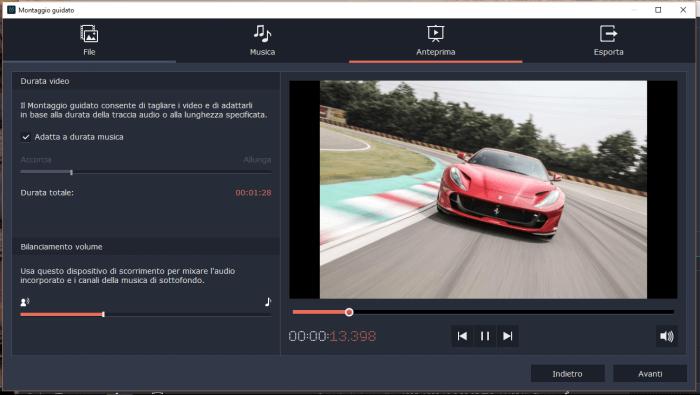 Movavi, il video editor facile da usare!