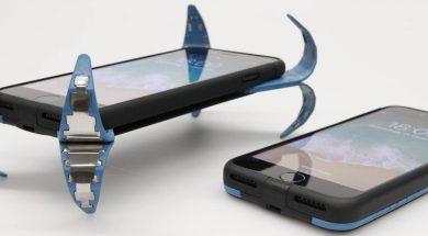 Mai più display rotti con l'airbag per smartphone!
