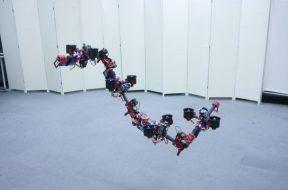 Dragon, il drone che cambia forma in volo