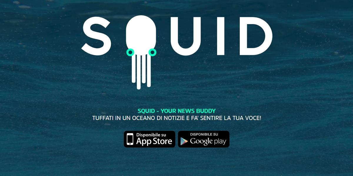 Squid News: impara l'Inglese leggendo le ultime notizie!