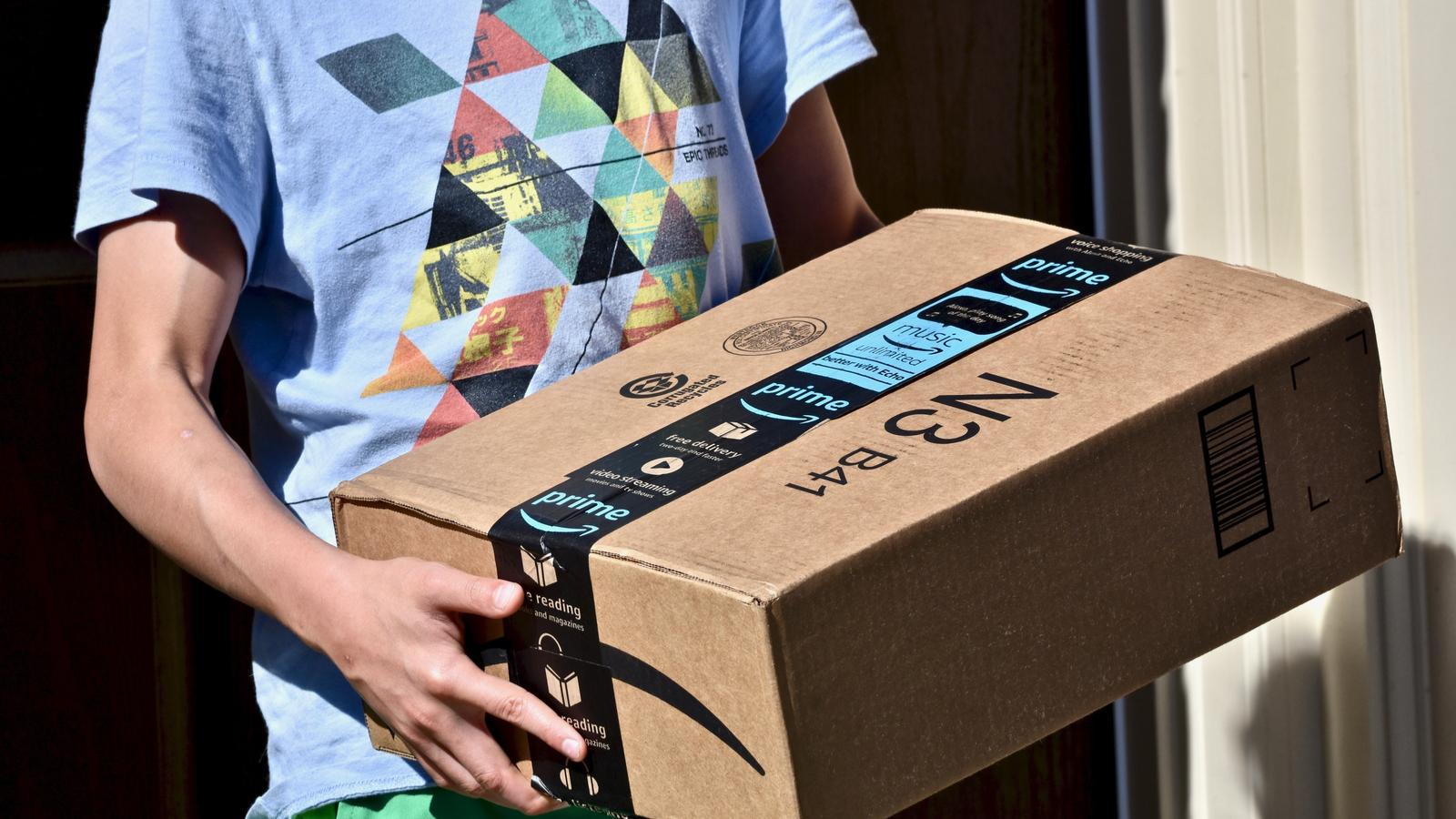 Amazon lancia Counter: i pacchi si ritirano in… negozio!