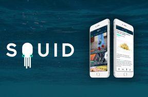 Squid News: il calamaro delle notizie in versione web!
